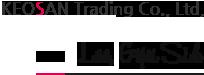 KEOSAN Trading Co., Ltd, CEO lee gyu sik
